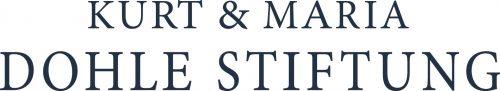 Logo der Kurt & Maria DOHLE Stiftung